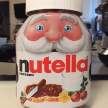 nutella-weihnachtsmann