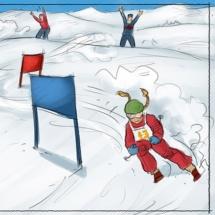 Storyboard Rauch Ski-Alpin