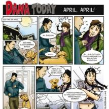 Comic Dana Today
