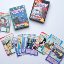 Secret Service Kartenspiel (Piatnik)