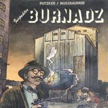 Historisches Cover Burnadz 2 (1980er-Jahre)