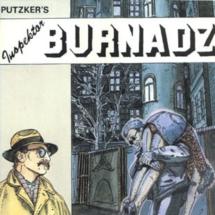 Historisches Cover Burnadz 1 (1980er-Jahre)