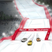 Storyboard Audi / Kitzbühel