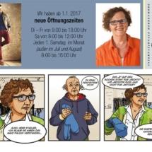Comic Auer & Stadler
