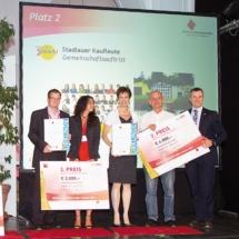Einkaufsstraßen Award 2012 Preisverleihung