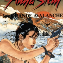Comic Anna Stein 3 Französische Ausgabe