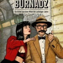 Cover Burnadz Sammelband - Neuauflage 2015